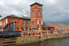 Landore, Pumphouse Swansea Marina, Swansea © Wayland Smith